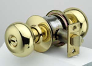 Door knob / lever set - Plym Style -2 3/4' UL –MULTILOCK