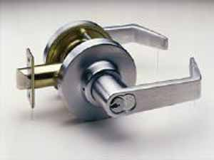 Door knob / lever set - LOCKSET-MEDECO
