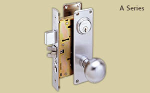 Mortise locks - A Series-ARROW