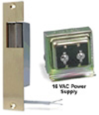 Intercom Systems - 16 vac power supply