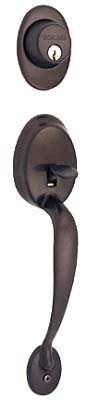 Handle Sets - Schlage F Series Plymouth