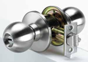 Door knob / lever set - Ball Style -MUL-T-LOCK