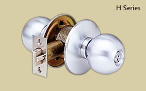 Door knob / lever set - H Series Lockset by Arrow