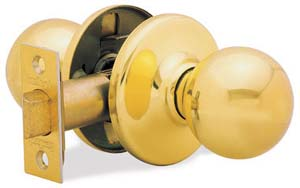 Door knob / lever set - Kwikset Closet/Bedroom Lockset