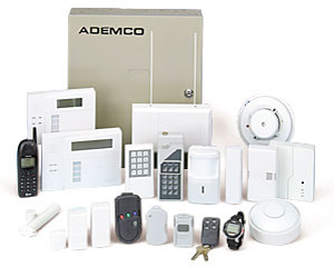 Alarm Systems - VISTA-10P