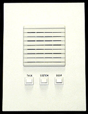 Intercom Systems - Apt. Intercom Stations (Open-Voice Type)